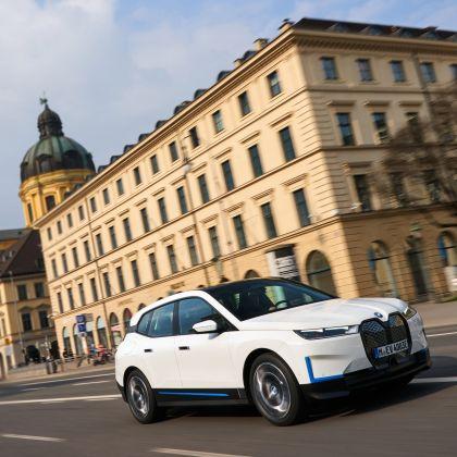 2022 BMW iX ( i20 ) xDrive40 85