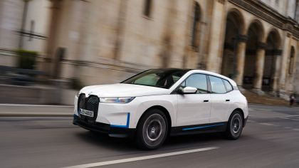 2022 BMW iX ( i20 ) xDrive40 87