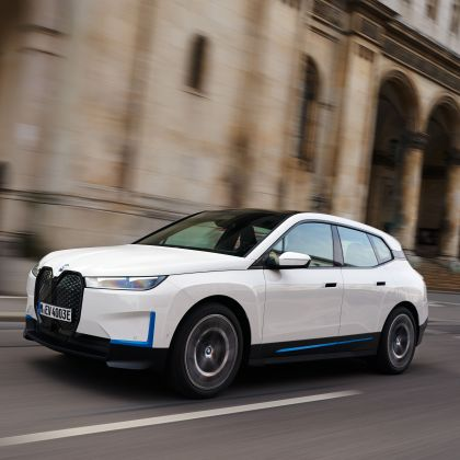 2022 BMW iX ( i20 ) xDrive40 88