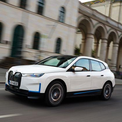 2022 BMW iX ( i20 ) xDrive40 90