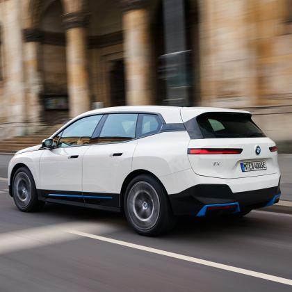 2022 BMW iX ( i20 ) xDrive40 92