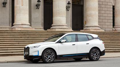 2022 BMW iX ( i20 ) xDrive40 100