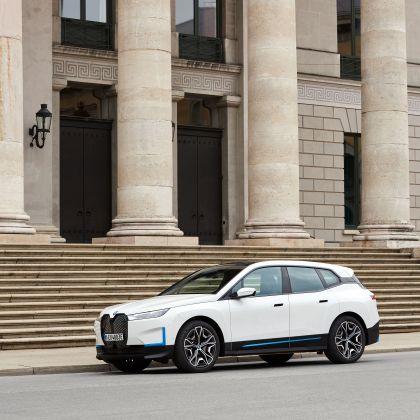 2022 BMW iX ( i20 ) xDrive40 107