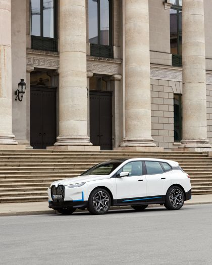 2022 BMW iX ( i20 ) xDrive40 108