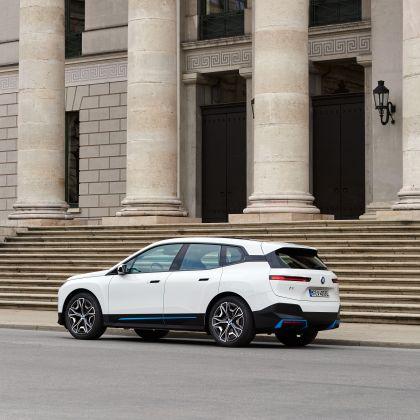 2022 BMW iX ( i20 ) xDrive40 110