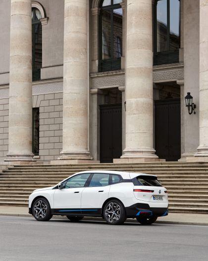 2022 BMW iX ( i20 ) xDrive40 111