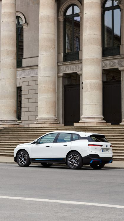 2022 BMW iX ( i20 ) xDrive40 112