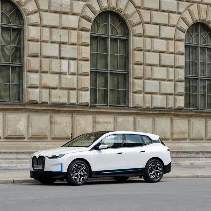 2022 BMW iX ( i20 ) xDrive40 114
