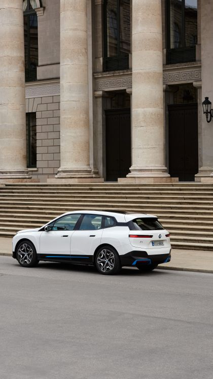 2022 BMW iX ( i20 ) xDrive40 119
