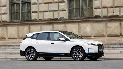 2022 BMW iX ( i20 ) xDrive40 120