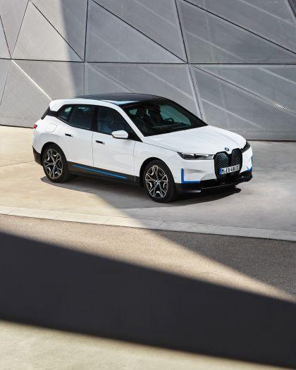 2022 BMW iX ( i20 ) xDrive40 125