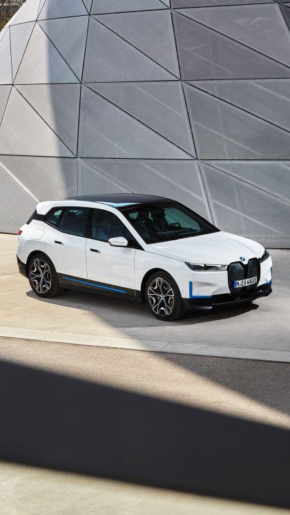 2022 BMW iX ( i20 ) xDrive40 126