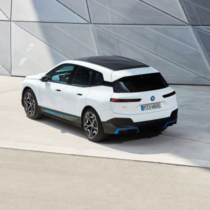 2022 BMW iX ( i20 ) xDrive40 127
