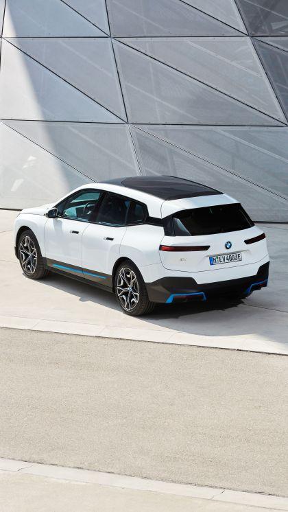 2022 BMW iX ( i20 ) xDrive40 129