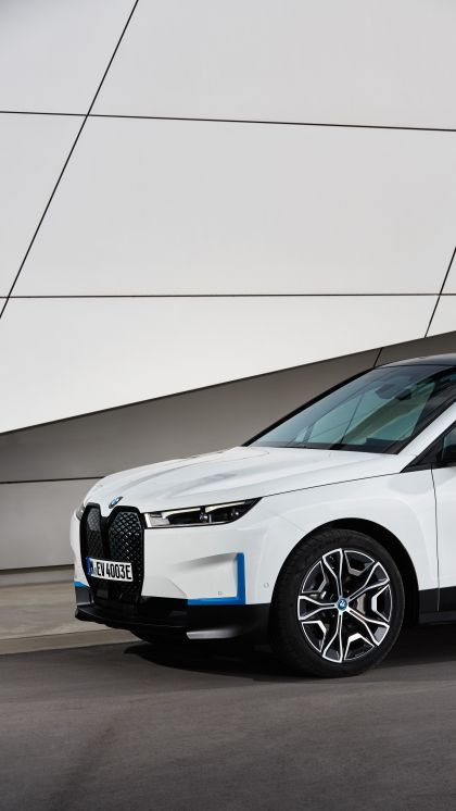 2022 BMW iX ( i20 ) xDrive40 132