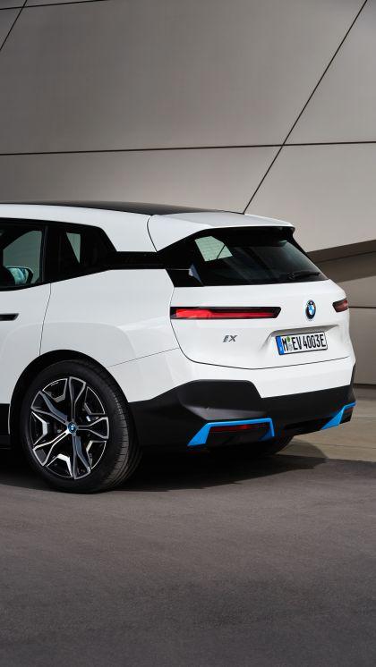 2022 BMW iX ( i20 ) xDrive40 135