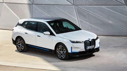 2022 BMW iX ( i20 ) xDrive40 136