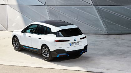 2022 BMW iX ( i20 ) xDrive40 137