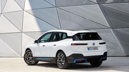 2022 BMW iX ( i20 ) xDrive40 138