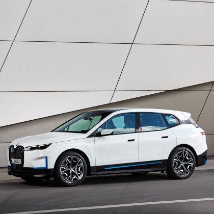 2022 BMW iX ( i20 ) xDrive40 140