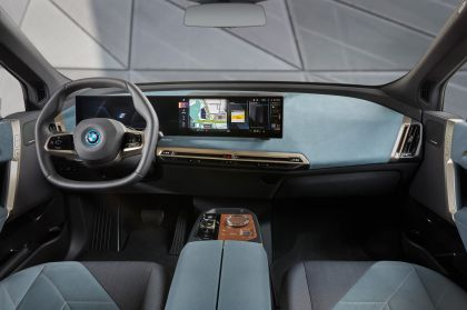 2022 BMW iX ( i20 ) xDrive40 143