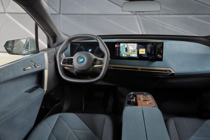 2022 BMW iX ( i20 ) xDrive40 144