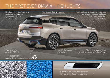 2022 BMW iX ( i20 ) xDrive40 166