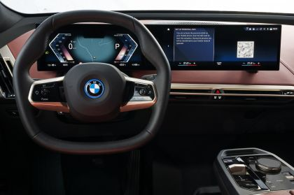 2022 BMW iX ( i20 ) xDrive40 174