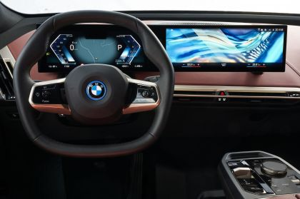 2022 BMW iX ( i20 ) xDrive40 179