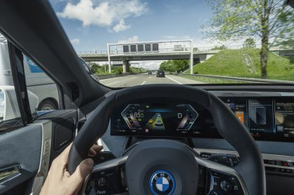 2022 BMW iX ( i20 ) xDrive40 186