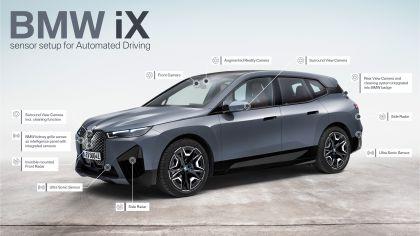 2022 BMW iX ( i20 ) xDrive40 207