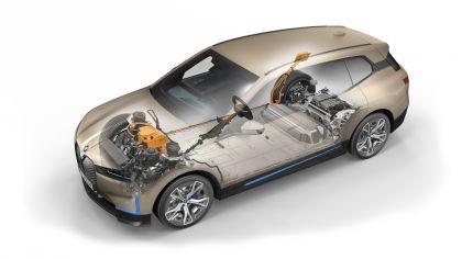2022 BMW iX ( i20 ) xDrive40 208