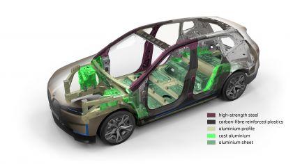 2022 BMW iX ( i20 ) xDrive40 229