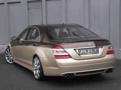 2008 Mercedes-Benz S-klasse Two-Tone by Art 2