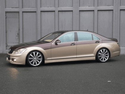 2008 Mercedes-Benz S-klasse Two-Tone by Art 3