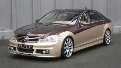 2008 Mercedes-Benz S-klasse Two-Tone by Art 9