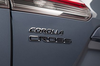 2022 Toyota Corolla Cross - USA version 6
