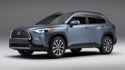 2022 Toyota Corolla Cross - USA version 2