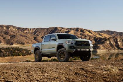 2022 Toyota Tacoma Trail Edition 4×4 2