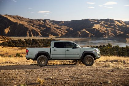 2022 Toyota Tacoma Trail Edition 4×4 3