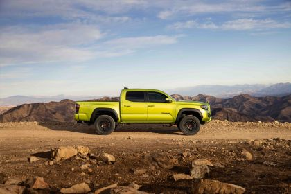 2022 Toyota Tacoma TRD Pro 4