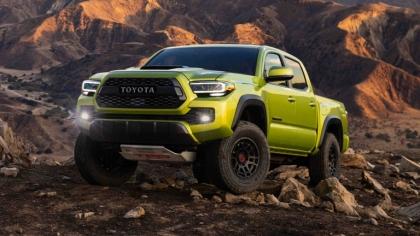 2022 Toyota Tacoma TRD Pro 1