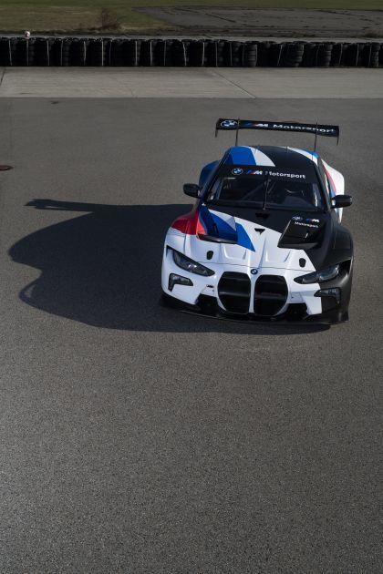 2022 BMW M4 ( G82 ) GT3 8