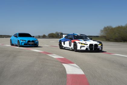 2022 BMW M4 ( G82 ) GT3 39