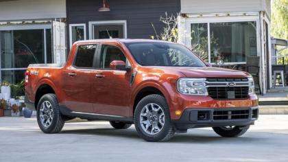 2022 Ford Maverick Lariat 9