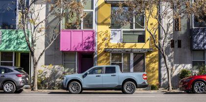 2022 Ford Maverick Hybrid XLT 8