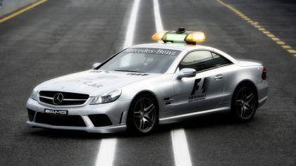 2008 Mercedes-Benz SL63 AMG - F1 Safety car 9