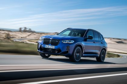 2022 BMW X3 ( F97 ) M Competition 1