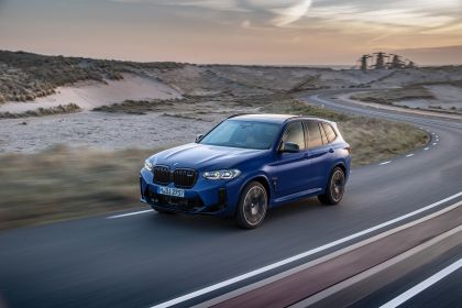 2022 BMW X3 ( F97 ) M Competition 2
