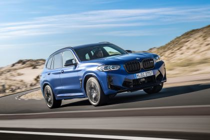 2022 BMW X3 ( F97 ) M Competition 3